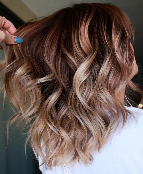 Medium Length Trendy Haircuts 2020 Hairstyles