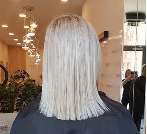 Medium Length Trendy Hairstyles