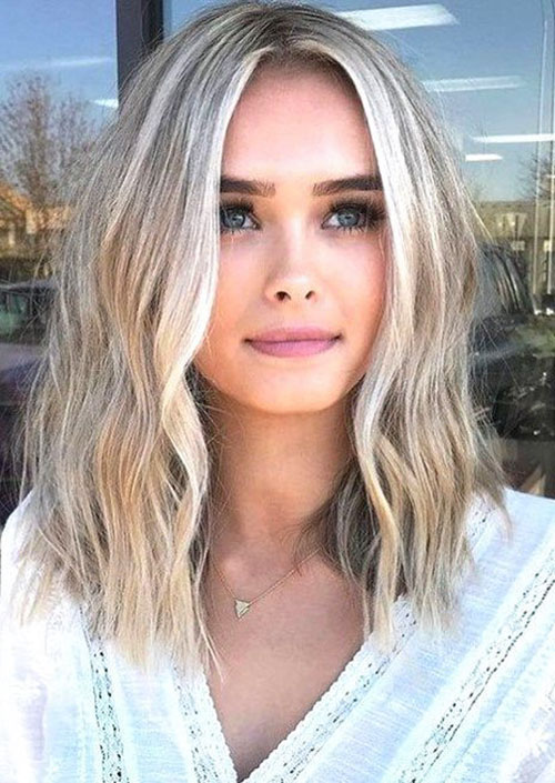 Hairstyles For Medium Hair Women