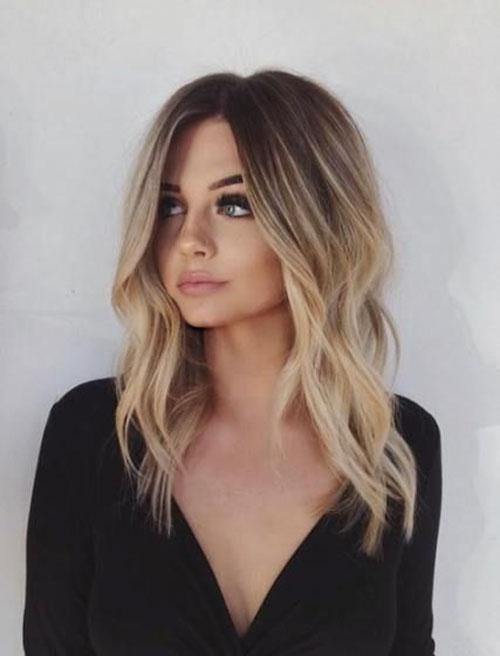 Trendy Haircuts For Medium Length Hair