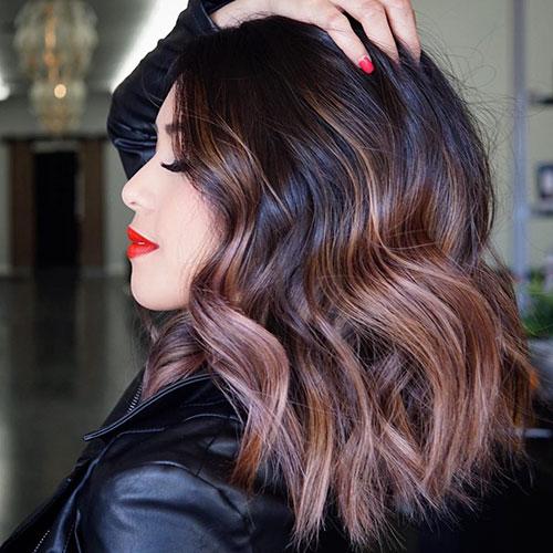 Medium Length Trendy Haircuts