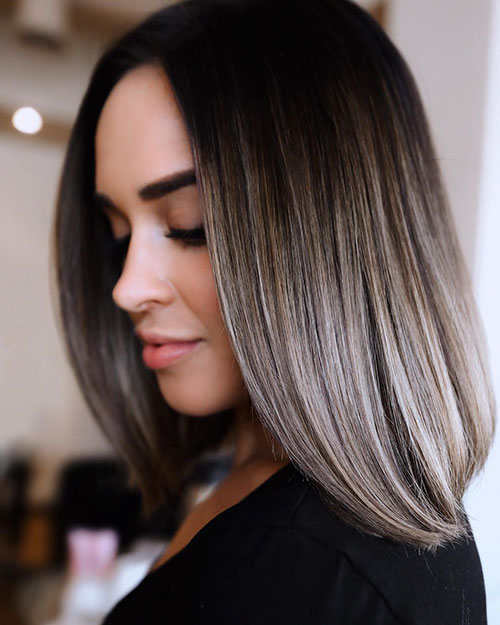 Hairstyle Ideas For Medium Hair