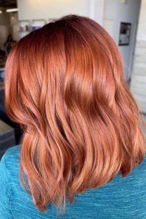 Trendy Hairstyles For Medium Hair