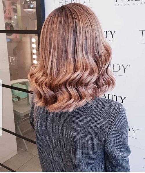 Trendy Medium Haircuts 2020