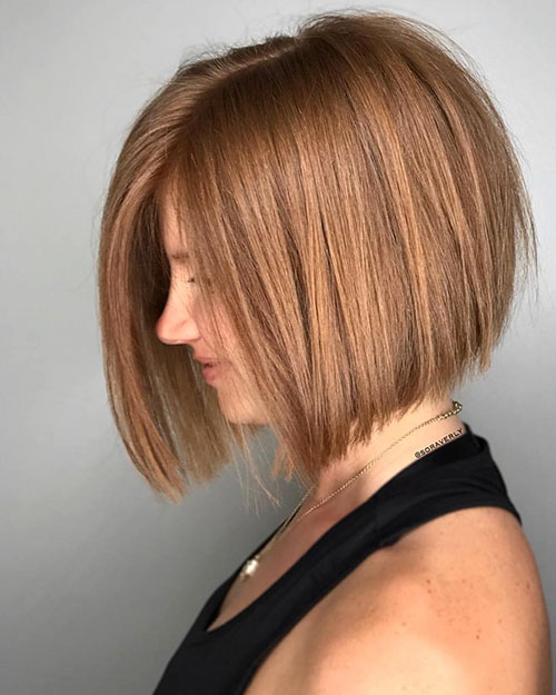 Medium Lob Hairstyles