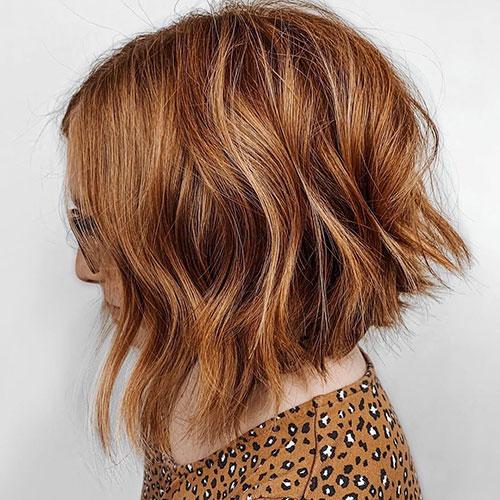 Womens Medium Thick Hairstyles