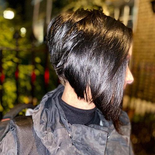 Medium Bob Hairstyles 2020