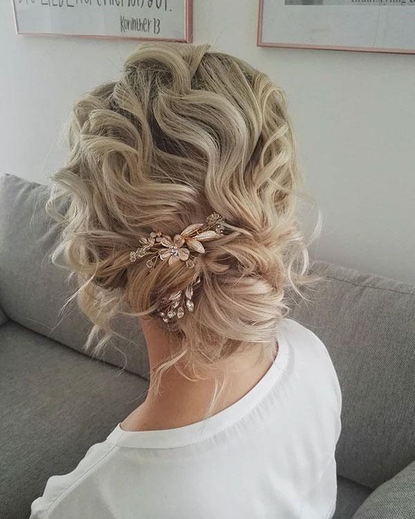 Updo Hairstyles For Medium Hair