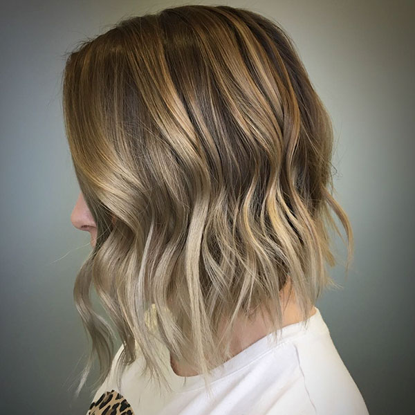 Best Medium Choppy Hairstyles
