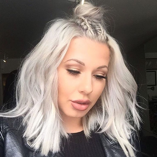 Medium Hairstyles For Thick Hair