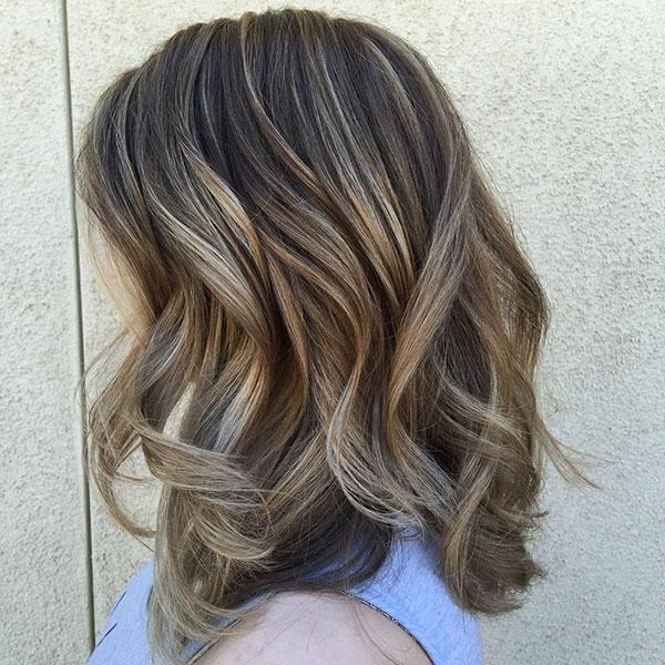 Medium Hair For Thick Hair
