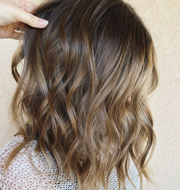 Medium Choppy Hairstyles For Women