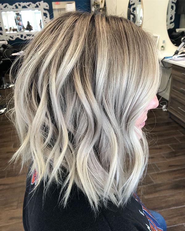 Medium Length Haircuts 2020