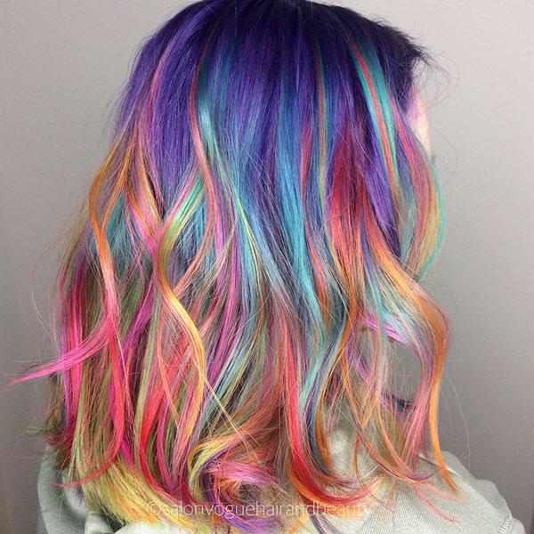 Hairstyles For Medium Choppy Hair