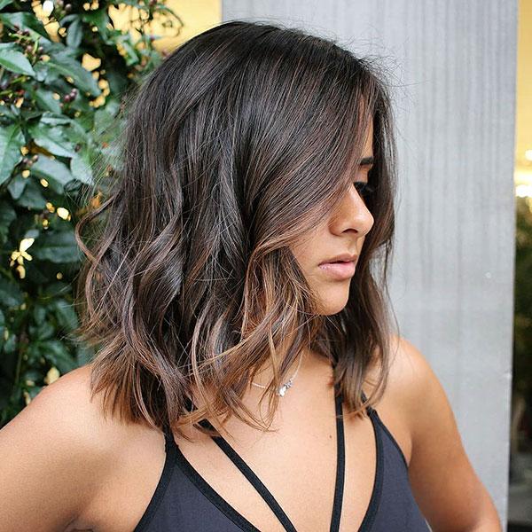 Cool Medium Hairstyles