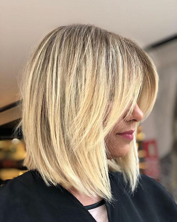 Haircuts For Medium Length Hair