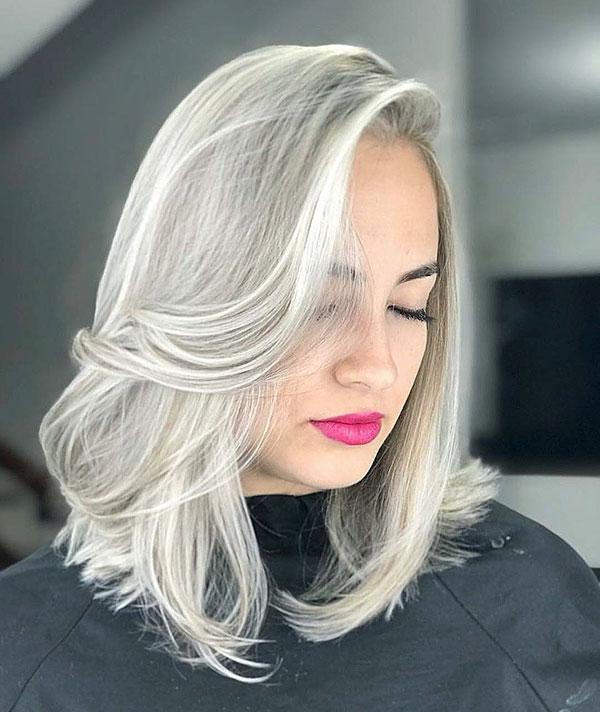 Medium Haircuts For Ladies