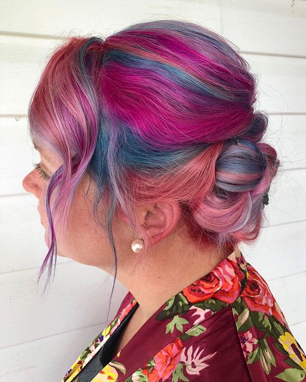 Bun Hair For Medium Hair
