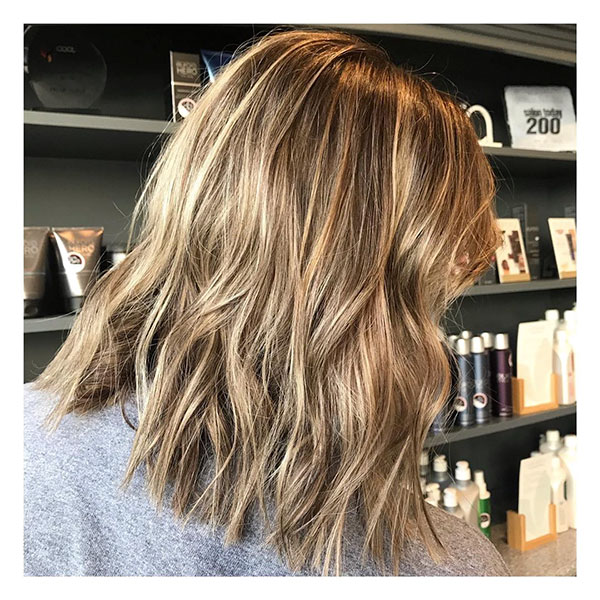 Medium Haircuts Women 2020