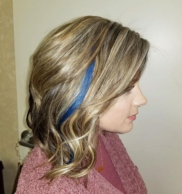 Hairstyles For Cute Medium Hair