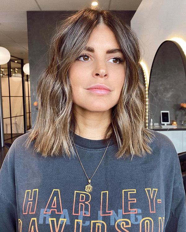 Medium Ladies Haircuts 2020