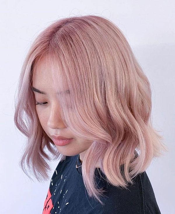 Nice Medium Haircuts For Ladies