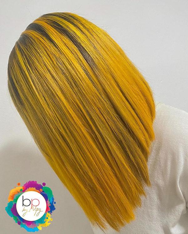 Medium Hair Color Ideas 2020