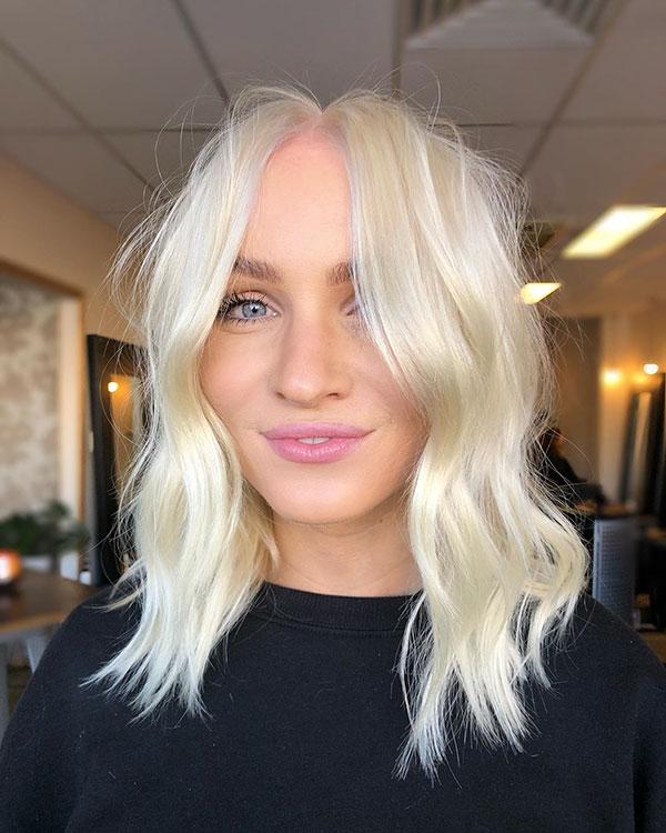 Medium Blonde Styles