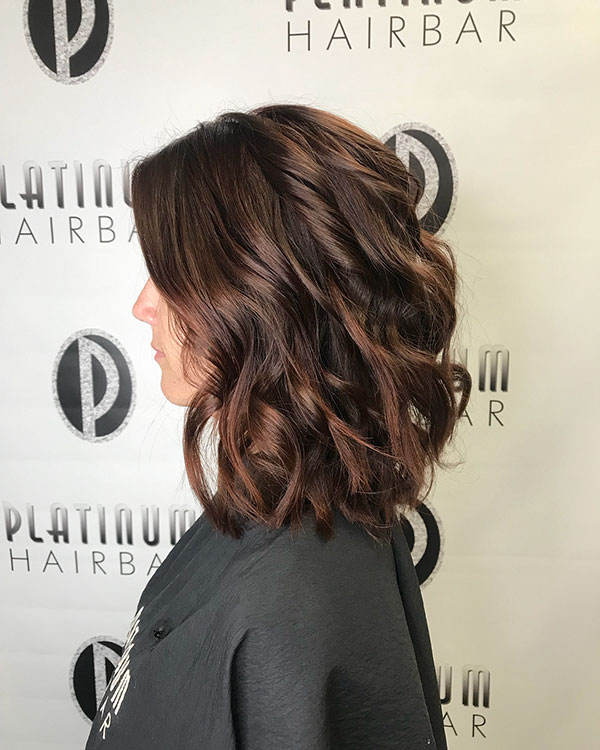 Medium Hair For Women