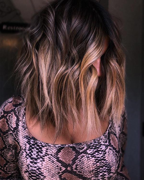 Medium Style Haircuts For Women