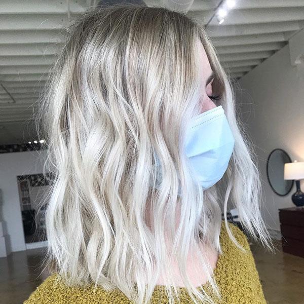 Haircuts For Medium Blonde Hair