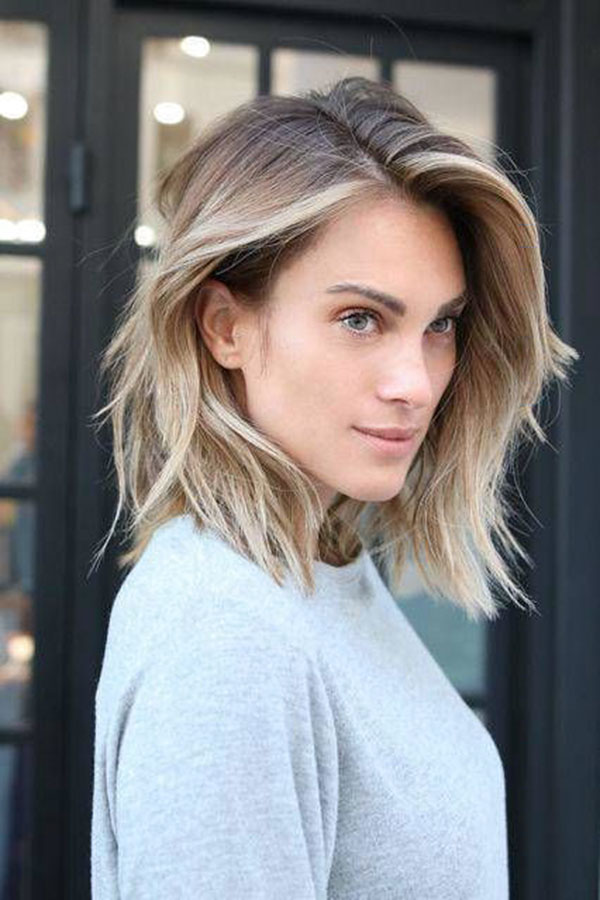 Sleek Hairstyles For Medium Hair