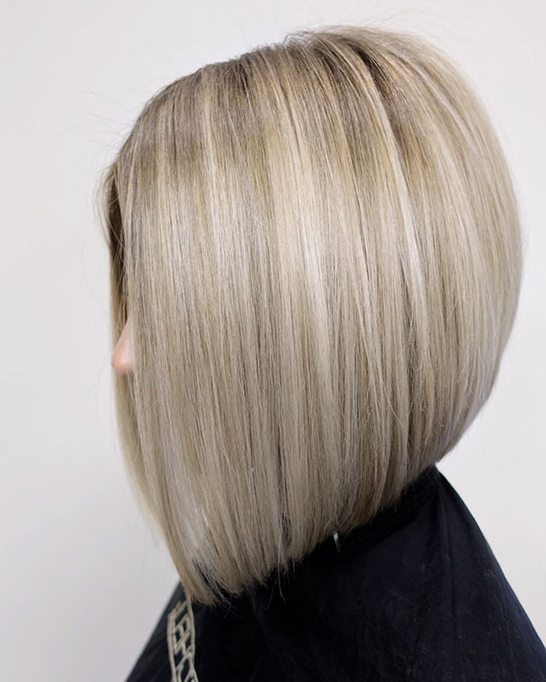 Sleek Haircut Styles For Medium Hair