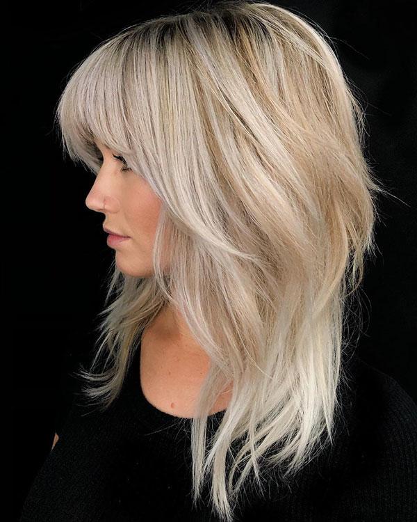Haircuts For Medium Hair