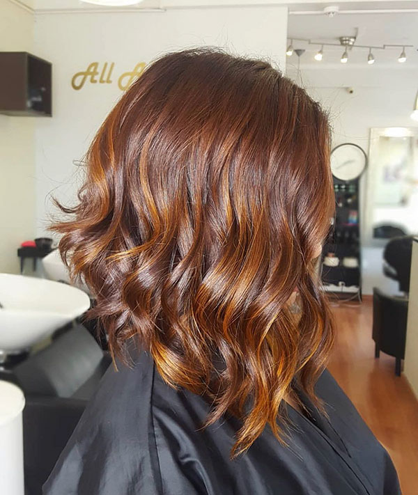 Images Of Simple Medium Haircuts
