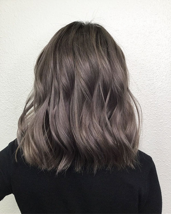 Best Medium Hairstyles For Thin Hair