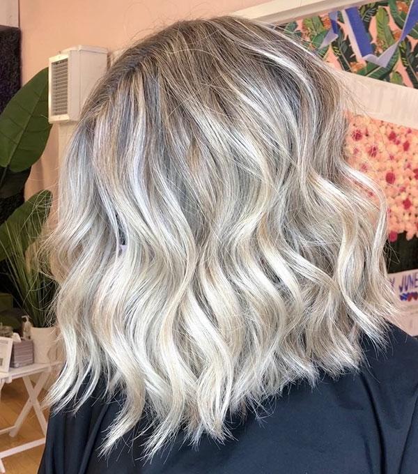 Medium Thin Hairstyles 2020