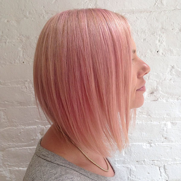 Images Of Medium Straight Hairstyles