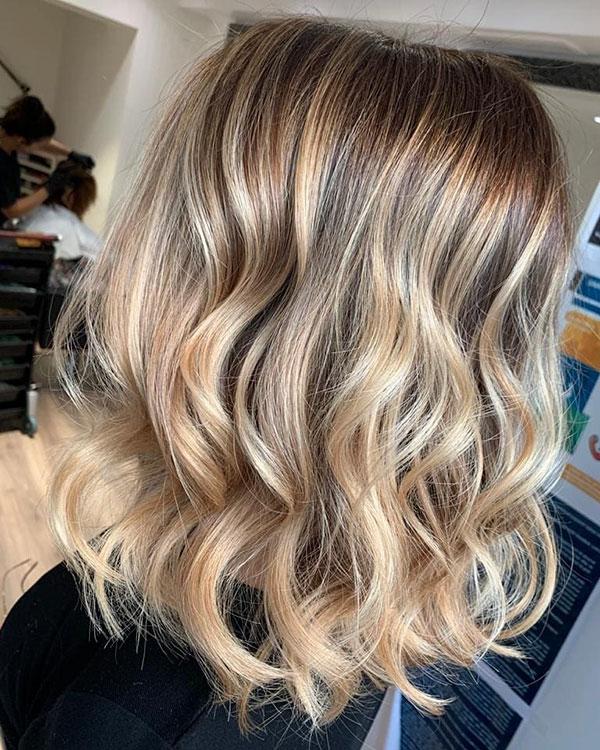 Medium Hair Ideas For Ladies