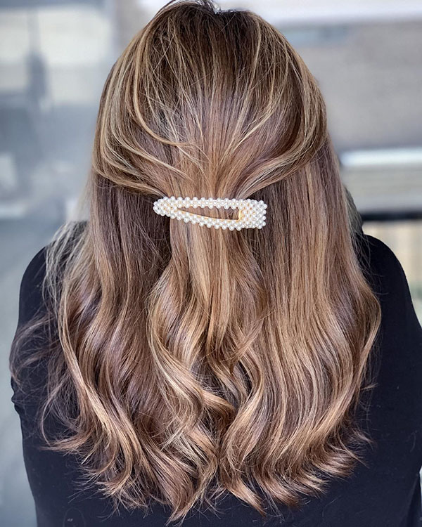 Romantic Hairstyles For Medium Hair