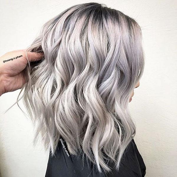 Medium Thin Hairstyles