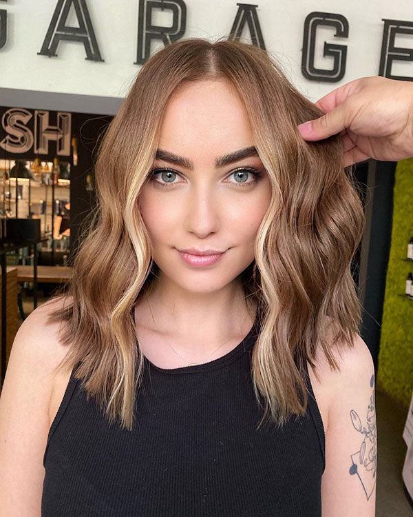 Party Hairstyles With Medium Hair