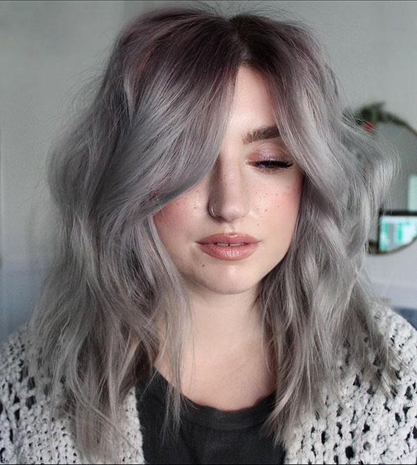 Medium Party Hair