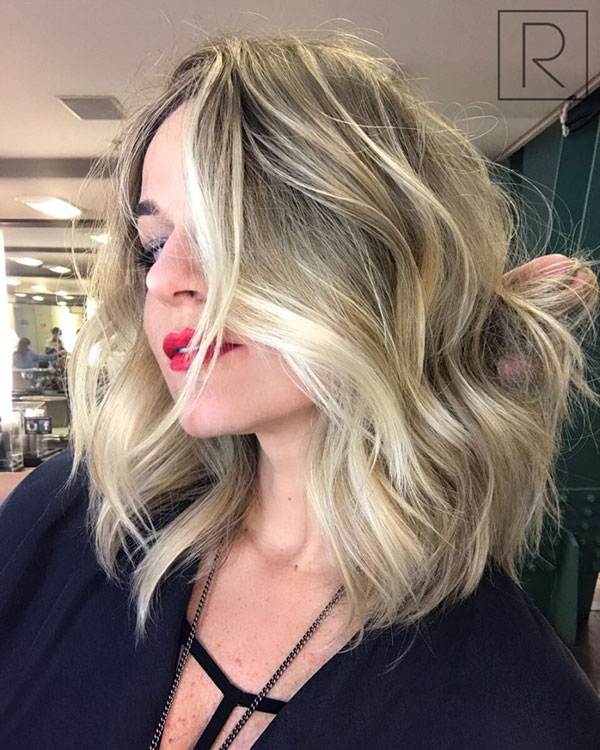 Romantic Medium Haircuts
