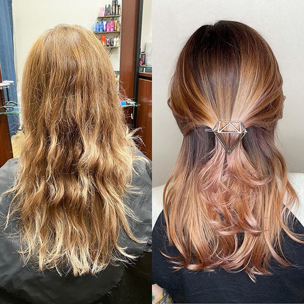 Romantic Medium Hair