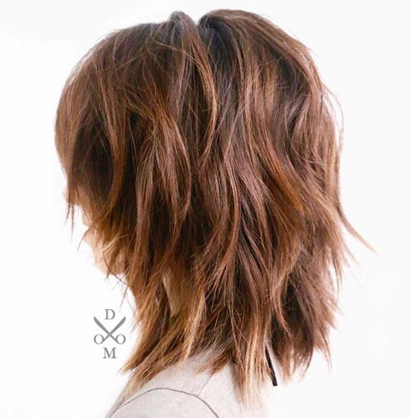 Medium Thin Hair