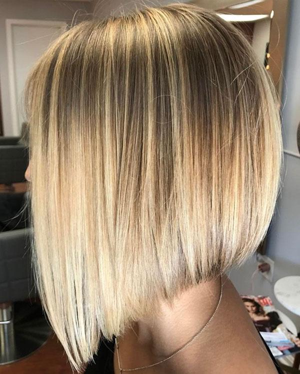 Medium Haircuts For Thick Straight Hair