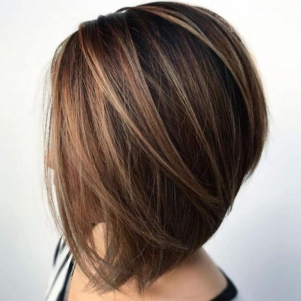 Medium Thick Straight Hairstyles