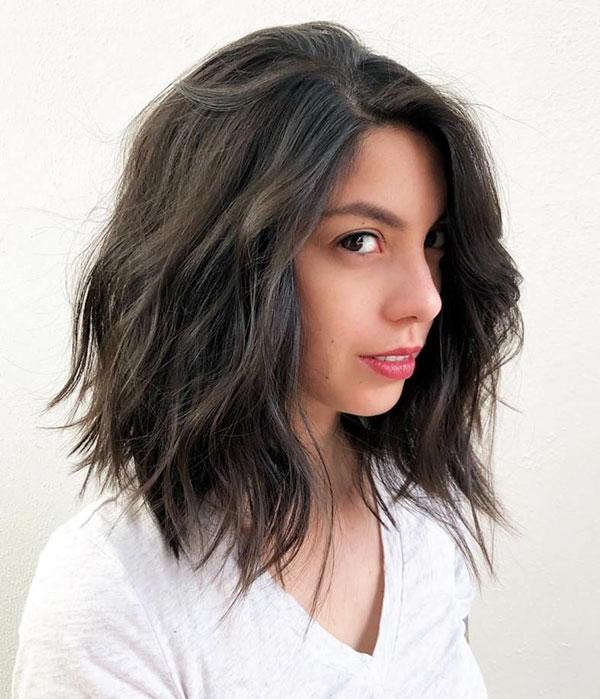 Medium Layered Haircuts For Thick Hair