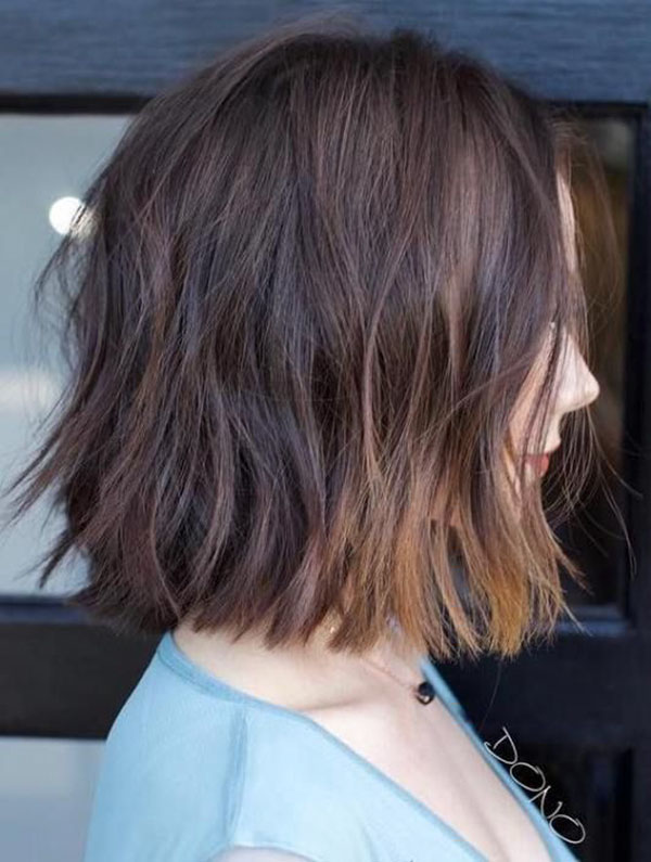 Medium Brown Hairstyles 2021